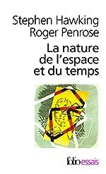 La nature de l'espace et du temps de Roger Penrose
