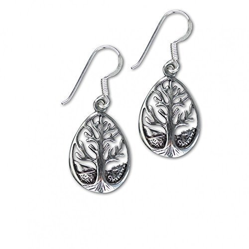 """etNox-orecchini argento 925 """"wiesmoor"""" (O1012)"""