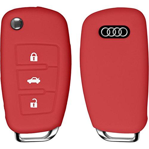 phonenatic-funda-de-silicona-para-mando-de-3-botones-de-audi-a3-en-rojo-llave-plegable-de-3-key