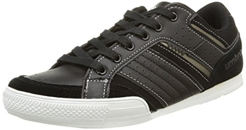 Umbro - Garrick, Sneakers da uomo, nero (noir/or), 44