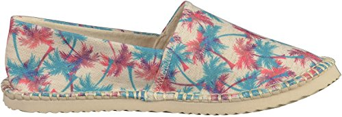 Lillys Closet 4702032 femmes Derbies turquoise/beige