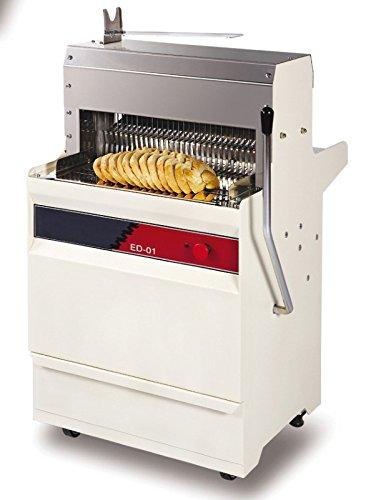 Brotschneidemaschine, 650 x 720 x 1100 mm, 370 W, 230 V,