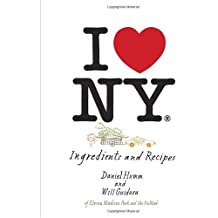 I Love New York: Ingredients and Recipes