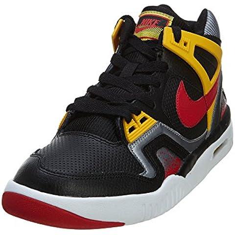 Nike Tech Challenge 2 (gs) Zapatos de baloncesto de niño grande
