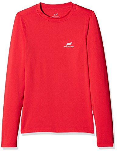 Pro Touch Kinder King T-Shirt, rot, 152
