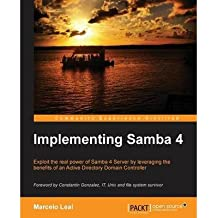 [(Implementing Samba 4 * * )] [Author: Marcelo Leal] [Mar-2014]