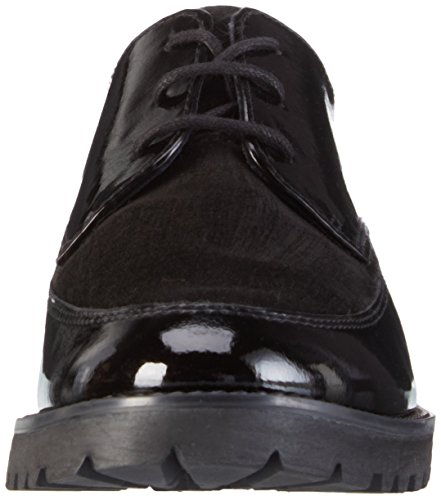 Tamaris Damen 23206 Oxford Schwarz (Black 001)