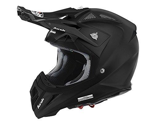 Airoh Helmet Aviator 2.2, Matt Schwarz, Größe : XL (Kevlar Helm Xl)