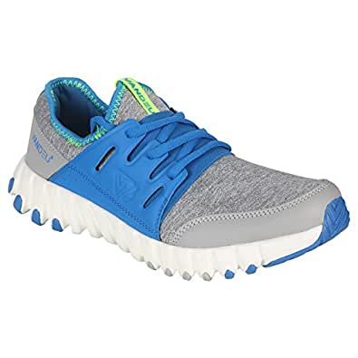 1f189ffaef Vandeu 166010 R.Blue L.Grey Men Sports (6)  Buy Online at Low Prices ...