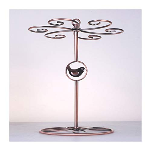 LF-Küchenregal Weinglas Kleiderbügel, hängende Tasse Metall Lagerregal Tischplatte Stemware...