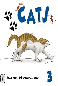 Cats Edition simple Tome 3