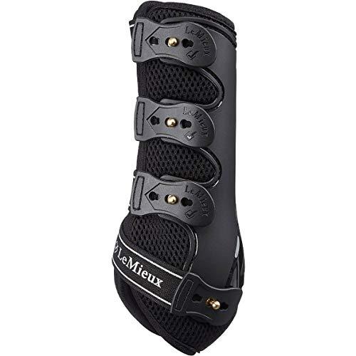 LeMieux ProSport Snug Stiefel, ideal für Schule/Springen, schwarz, MED Hind Paar -