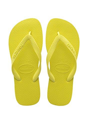 Havaianas Unisex Erwachsene Top Zehentrenner, Gelb (citrus Yellow 2197), 43/44 EU ( 41/42 Brazilian)