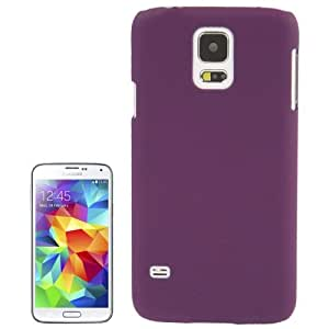 Anti-scratch Plastic Protective Case for Samsung Galaxy S5 G900 in Purple