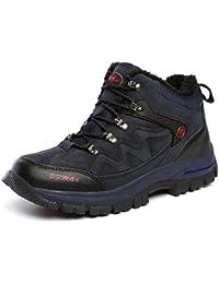 Chaussures Pour Hommes Zch Chaussures De Sport D'affaires Chaussures Marche En Plein Air Chaussures D'entraînement, 40, Noir 1