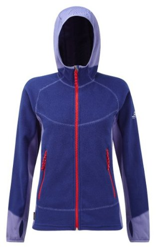 Mountain Equipment Shroud Jacket Women - Kapuzenjacke Damen, Farbe:Indigo, Größe:8