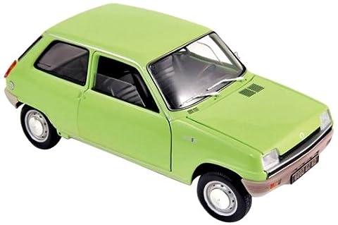 Renault 1 18 - Norev - 185155 - Véhicule Miniature -