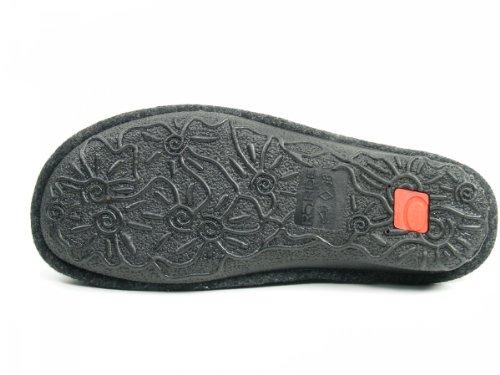 Rohde 2267 Collet donna Pantofole grau (cosmos 82)