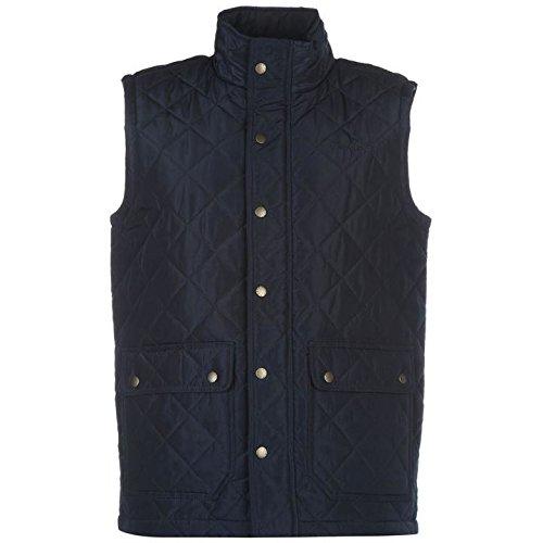 Pierre Cardin-Gilet da uomo navy senza maniche giacca gilet da uomo, Navy, L