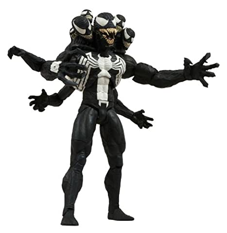 Marvel Comics FEB162461 Select Venom Action