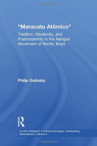 Maracatu Atomico (Current Research in Ethnomusicology, Band 3)