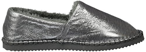 flip*flop Flippadrilla Shiny, Mocassini Donna Argento (Silber (Silver 907))
