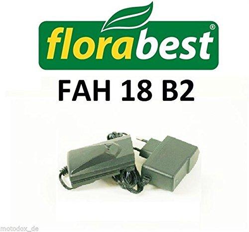Ladegerät Florabest Akku Heckenschere FAH 18 B2 IAN 70380 - Ladekabel für Ihre Akku Hecken Schere von LIDL Florabest - Achten Sie auf die richtige IAN Modellnummer