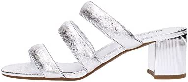 Zapatos Mujer Sandalias Michael Kors Paloma Flex MUL Plata 36I5