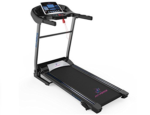 Cinta de correr plegable Fit-Force 1750W