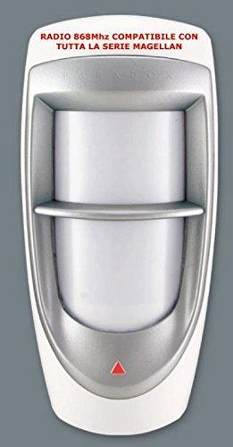 PMD85W-86 PARADOX SECURITY Sistema alarma antirrobo