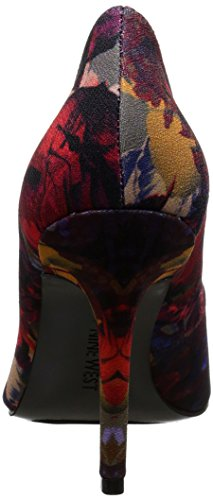 Pump Nine Dress Fabric Ouest Jackpot Red/Multi