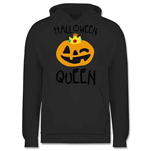 Shirtracer Halloween - Halloween Queen Kostüm - XS - Anthrazit - JH001 - Herren ()