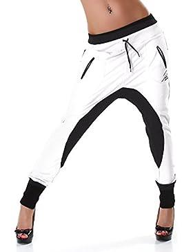 Jela Londra donne pantaloni harem Sport Tempo Jogger Pant Pantaloni sportivi S, M, L