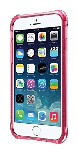 Odoyo Quad 360Ultra Housse de protection pour iPhone 6Plus–Parent rouge cerise