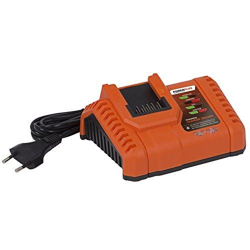 Dual Power Ladegerät 20 V/40 V Ladestation für 20/40 V Li-Ion Akku Batterie