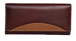 Walletsnbags Wallet (Brown)