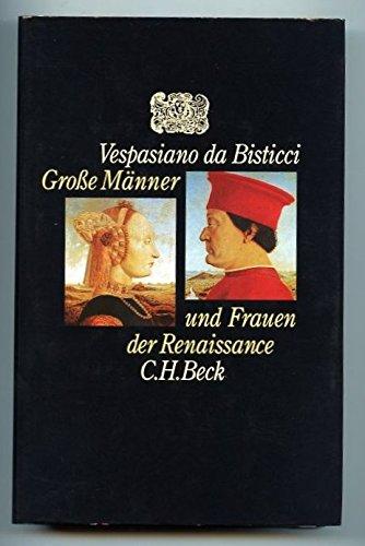 rauen der Renaissance. Achtunddreißig biographische Porträts ()