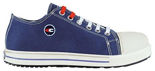 Chaussures De Sécurité Cofra Triple S1 P Src Bleu