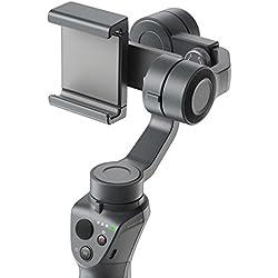 DJI Estabilizador Osmo Mobile 2 - Para iPhone y smartphone, convierte tu móvil en una cámara inteligente para grabar en movimiento - Negro