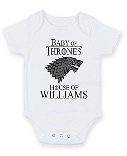 Bebé de–de Juego de Tronos personalizada para bebé niño Niña
