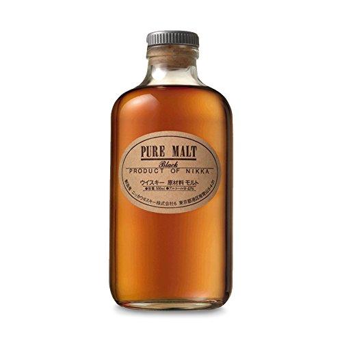 Nikka-Pure Malt Black Whisky (1x 0.5l)