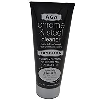 Aga Chrome and Steel Cleaner 200ml