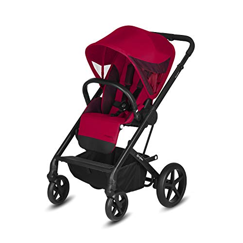Cybex Kinderwagen Balios S Design Racing Red NEU