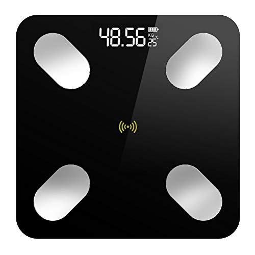 Bathroom Scales Bilancia Pesapersone Digitali da Bagno Bluetooth Intelligente Bilancia Elettronica Automatica...