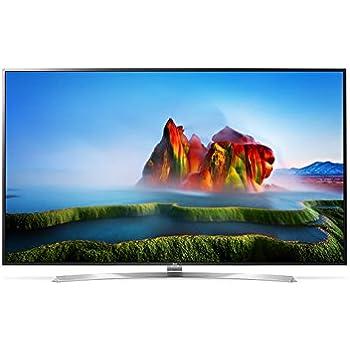 LG 75SJ955V 189 cm (75 Zoll) LED Fernseher (Ultra HD, Triple Tuner, Smart TV)