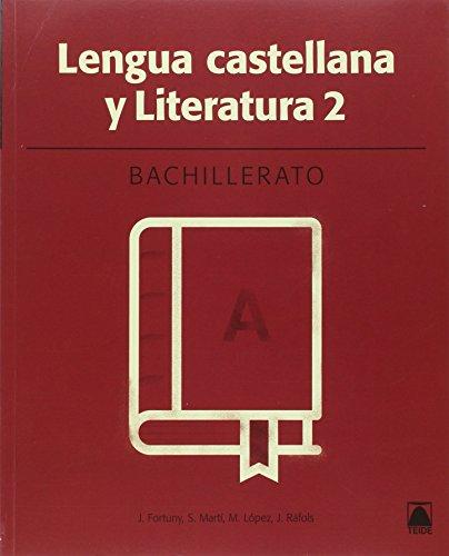 Lengua castellana 2. Bachillerato - ed. 2016 - 9788430753512 por Joan Baptista Fortuny Giné