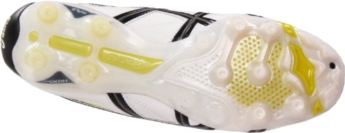 Asics Lethal Tigreor 4 IT Hommes Synthétique Baskets Pearl White-Black