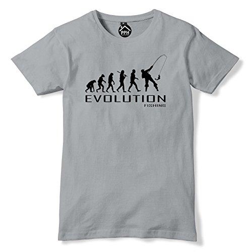 FunkyShirt  T-Shirt Grau - Sport Grey