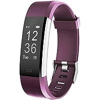 Willful Montre Connectée Femmes Homme Bracelet Connecté Cardiofréquencemètre Montre Intelligente Etanche IP67 Smartwatch…