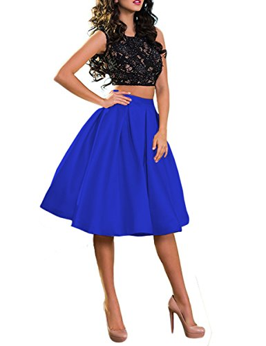 Yisonkeen -  Vestito  - Donna Skirt Only,custom color